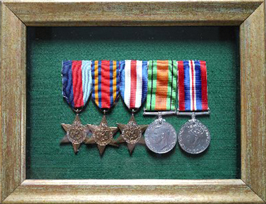 military frmaing medals, victoria cross, pricess of wales royal regiment, how to frame medals, airforce, navy